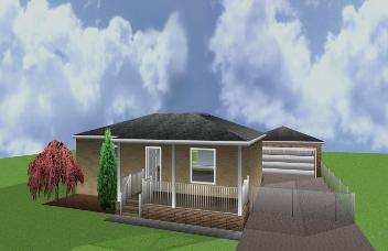 3D Design, Porch & Garage Construction